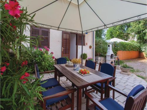 Apartment Malinska 45 Croatia
