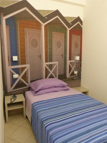 Deluxe Single Room with Balcony