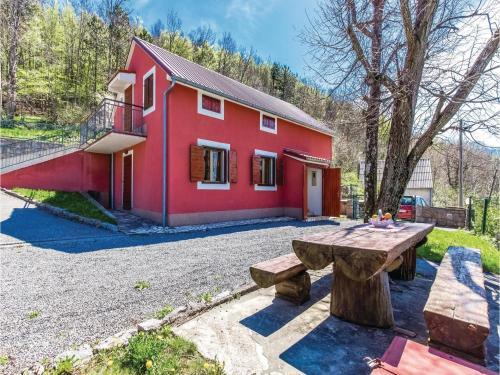 Holiday Home Novi Vinodolski with a Fireplace 02