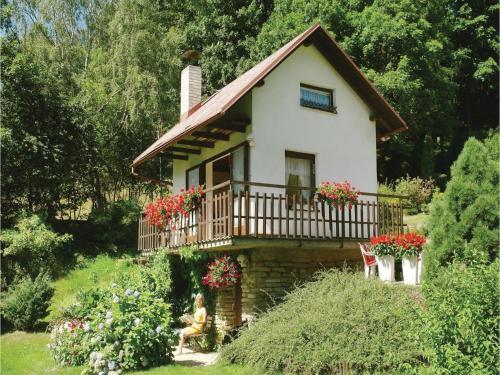 Holiday Home Hradek-Novy Hradek with Fireplace 2041