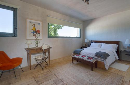 Deluxe Double Room - single occupancy Finca Fuente Techada - Adults Only 3
