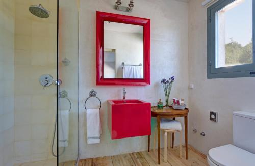 Deluxe Double Room - single occupancy Finca Fuente Techada - Adults Only 2