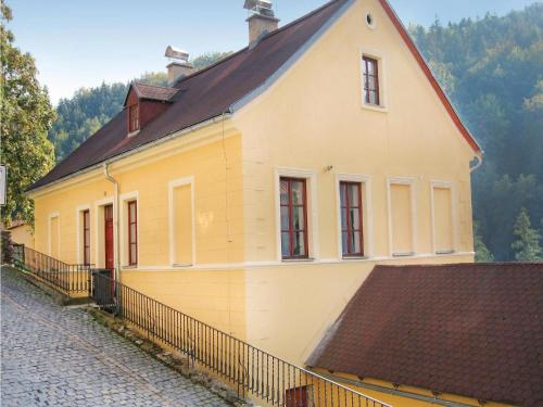 Holiday home Hradni
