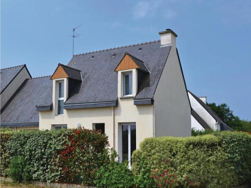 Three-Bedroom Holiday Home in St Philibert