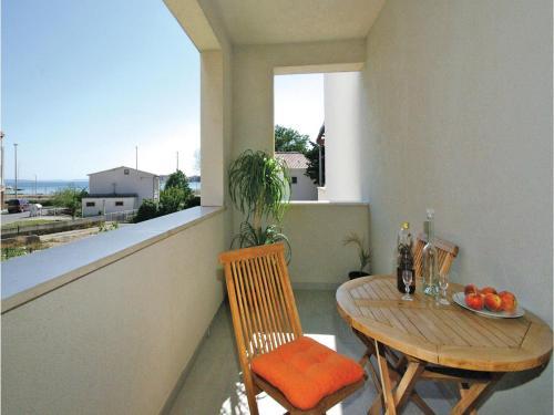 Apartment Podstrana with Sea View II