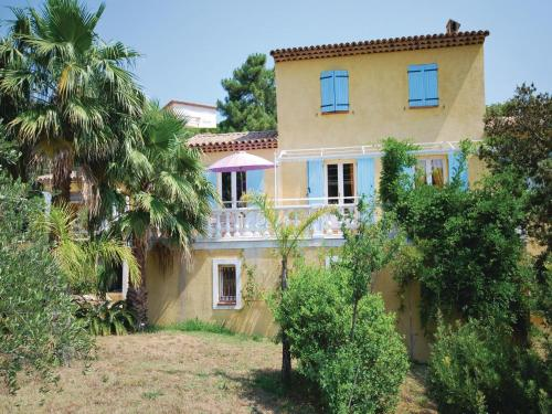Holiday home Les Issambres GH-1450