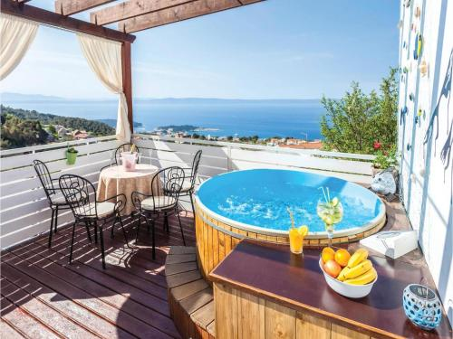 Apartment Makarska with Sea View 6
