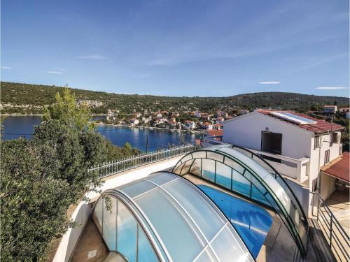 Holiday Home Drvenik Veliki with Sea View 03