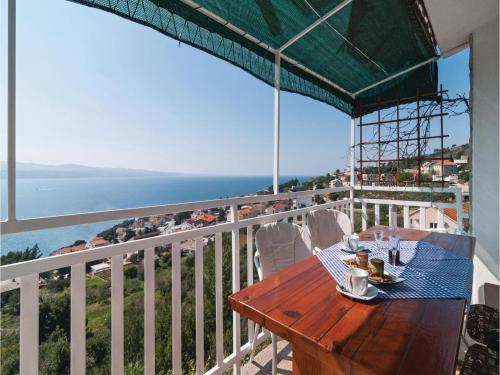 Holiday Home Stanici with Sea View 01