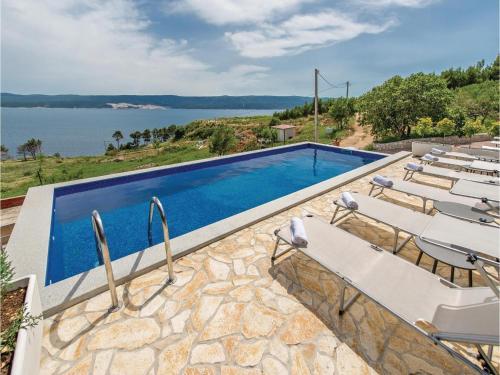 Holiday Home Lokva Rogoznica with Sea View 08