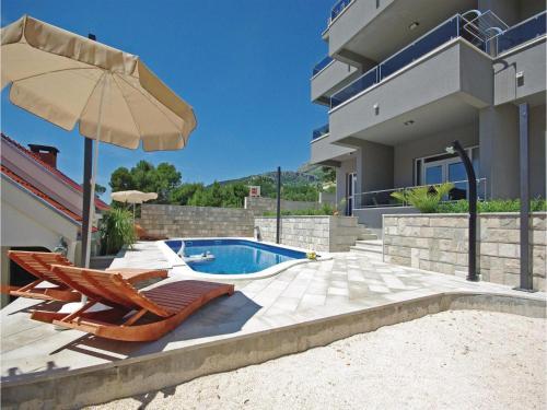 Apartment Makarska with Sea View III