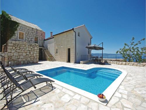 Holiday Home Gornja Podgora with Sea View XIII