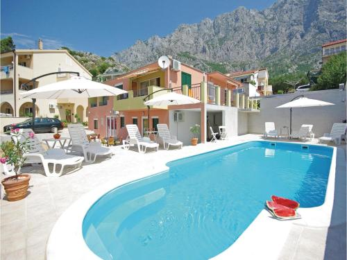 Apartment Makarska with Sea View I