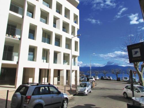 Apartment Ajaccio with Sea View V
