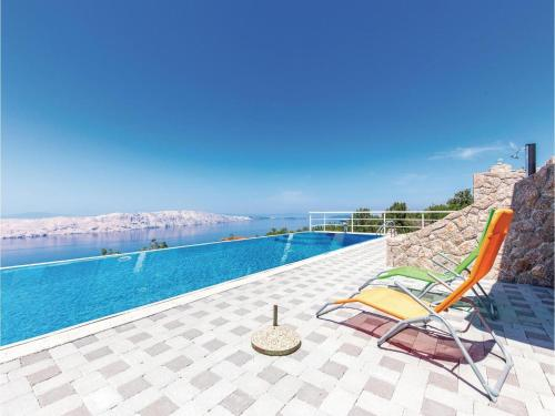 Apartment Jablanac with Sea View 12