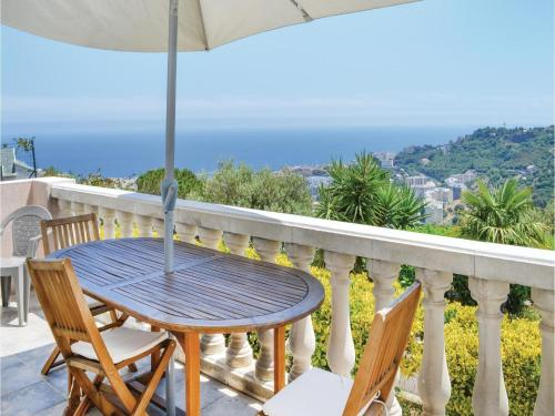One-Bedroom Apartment in Bastia