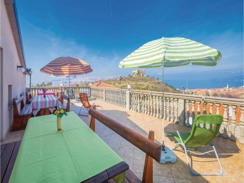 Apartment Senj with Sea View 03