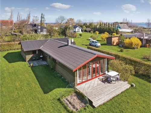 Holiday Home Fejø with Fireplace XII