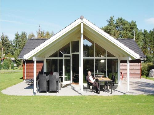 Holiday home Rodby 24 with Hot tub