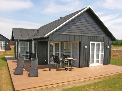 Holiday home Nysted with Sauna 254