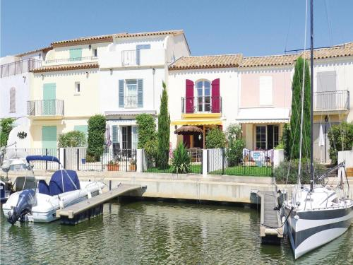 Holiday Home Aigues Mortes Avenue Mont Joye