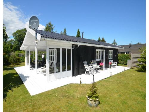 Holiday Home Idestrup with a Fireplace 06