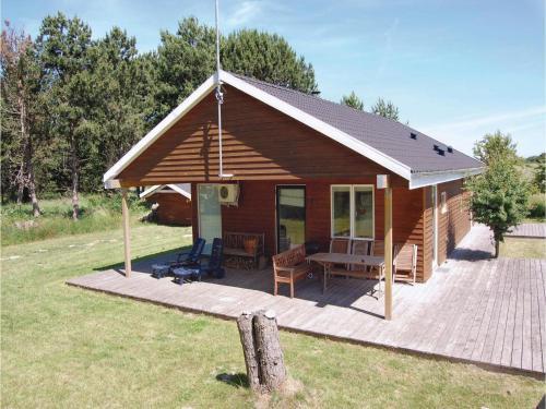 Holiday home Musvitvej Rødby X