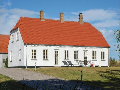Holiday Home Ebeltoft with Fireplace XIII