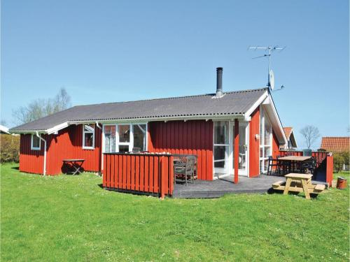 Holiday home Rævebæk