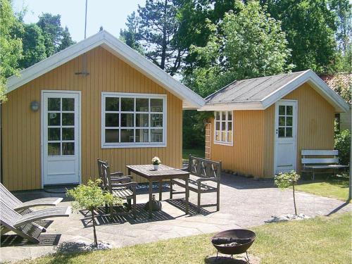 Holiday home Rørsangervej Væggerløse II