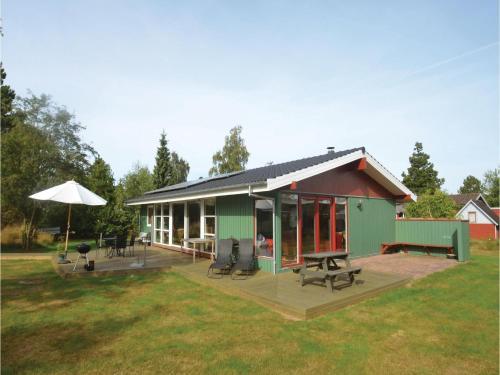 Holiday home Lupinvej Væggerløse II