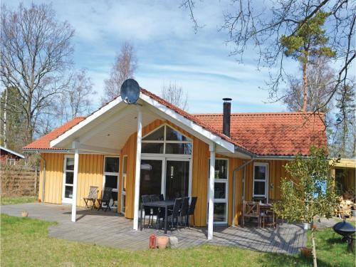 Holiday home Solvænget Væggerløse X