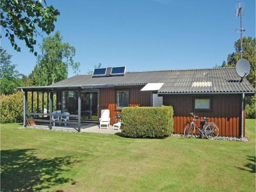 Holiday home Skovsyrevej Væggerløse X