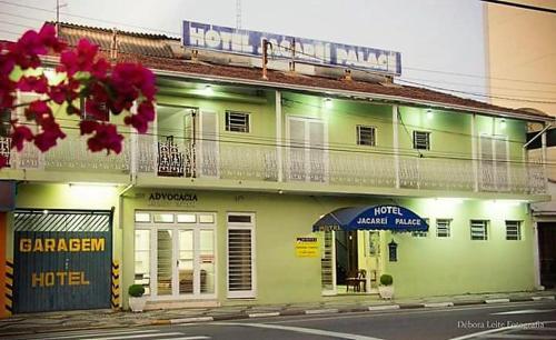 Hotel Jacarei Palace