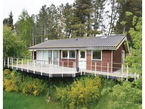 Holiday home Fuglevad Knebel IX