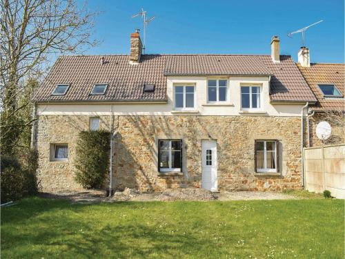 Four-Bedroom Holiday Home in Saint Germain sur Ay