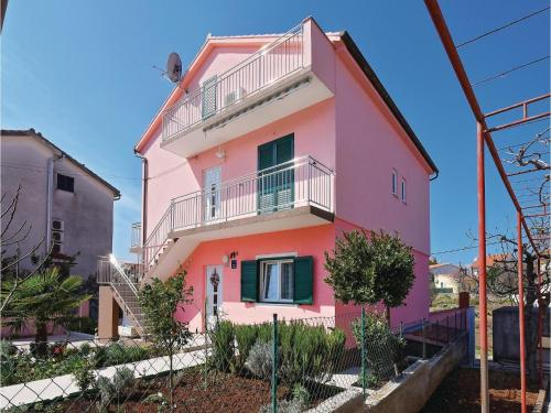 Apartment Vodice with Sea View 1