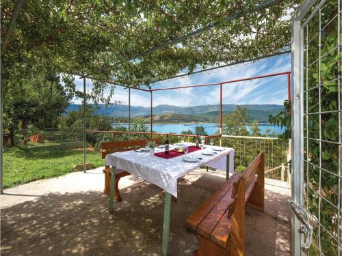 Holiday Home Vrlika with lake View XI