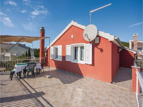Apartment Tribunj with Sea View VII