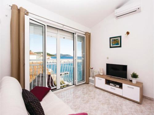 Apartment Prvic Luka with Sea View V