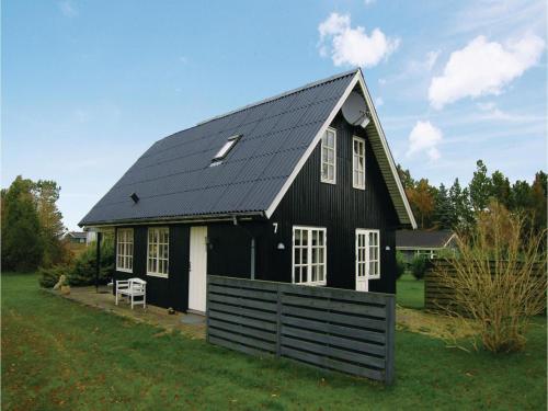Holiday home Hjarnøvej Glesborg IX