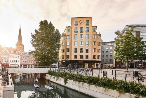 Hallo Hostel Aarhus