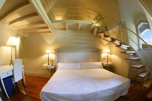 Habitación Doble - 1 o 2 camas - Uso individual Castillo de Arteaga 4