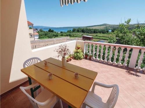 Apartment Posedarje with Sea View 10