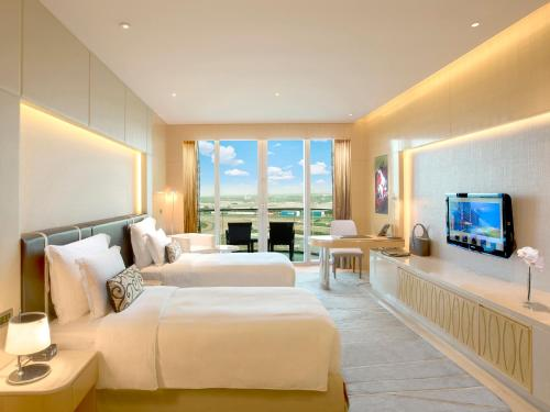 The Meydan Hotel impression