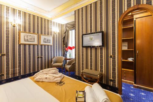 Hotel Manfredi Suite In Rome - image 13
