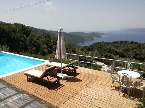 Luxury villa in Kechria