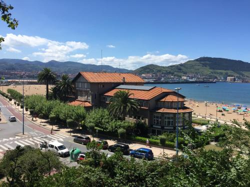 Double or Twin Room with Sea View - single occupancy Hotel Igeretxe 7
