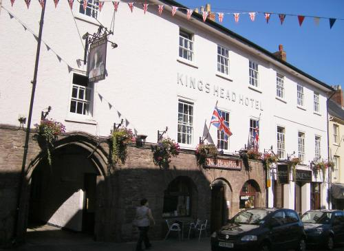 Photo of The Kings Head Hotel Hotel Bed and Breakfast Accommodation in Abergavenny Monmouthshire