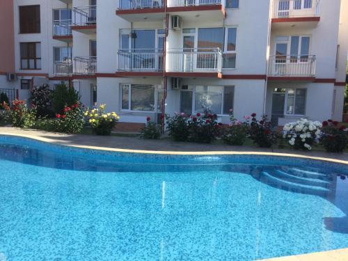 Lotos complex Elena's Apartments, Kranevo